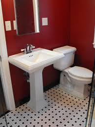 black bathroom decorating ideas purple and black bathrooms two support simple sink corner pretty