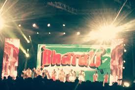 the bharati show true colours of india in mauritius