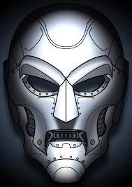 Dr Doom Mask Doom Mask Concept Colored Ii By Balsavor On Deviantart