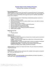 examples of teachers resume teacher job description resume free resume example and writing cover letter head start teacher cover letter examples kindergarten teacher resume