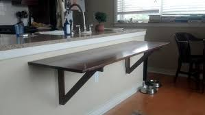 Collapsing Dining Table Handmade Folding Dining Table By Nooga Wood Custom Furniture
