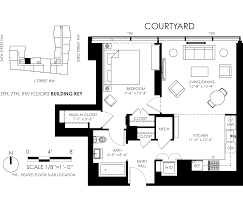 Key West Floor Plans by West End Living At Westlight