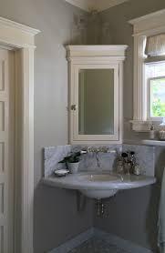 Antique Bathroom Medicine Cabinets - bathroom gorgeous corner medicine cabinets vintage cabinet