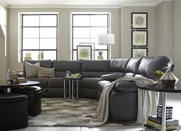 Charcoal Sectional Sofa Living Rooms Blake Sectional Living Rooms Havertys Furniture