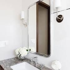 Polished Nickel Vanity Mirror Polished Nickel Vanity Mirror Design Ideas