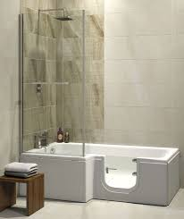 easy solarna l shaped walk in easy access shower bath 1700mm