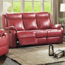 Leather Reclining Sofa And Loveseat Reclining Loveseats U0026 Sofas You U0027ll Love Wayfair