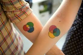 pair tattoo designs for couples