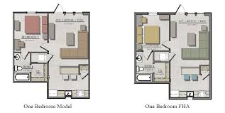 One Bedroom House Floor Plans 1 Bedroom Lodge The Cottages Of Boone