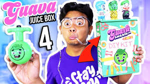 Diy Toy Box Kits by New Guava Juice Box Diy Kit Edition Unboxing Youtube