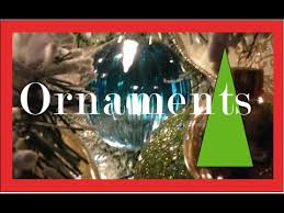 Decorative Christmas Ornaments by Ornaments And Christmas Balls On A Christmas Tree Christmas