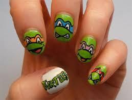 20 teenage mutant ninja turtles nail art designs ideas u0026 stickers