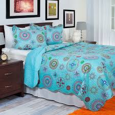 bedroom wonderful walmart quilts better homes and gardens