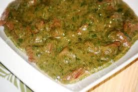 cuisiner le gombo sauce gombo à la viande de boeuf recette tchadienne recettes de