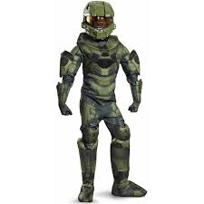 Army Halloween Costumes Boys Halo Prestige Master Chief Child Halloween Costume Walmart