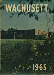 high school yearbook reprints 1965 wachusett regional high school yearbook online holden ma