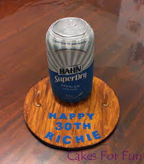 beer can cake hahn beer can cake mud cake with chocolate buttercream filling