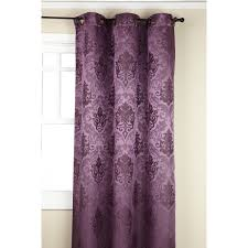 Purple Curtains Plush Purple Curtains Designs Decofurnish