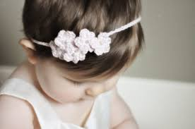 crochet headband for baby crochet blooms pattern and our giveaway winner