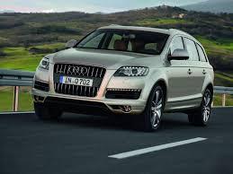 Audi Q7 Modified - automotive database audi q7