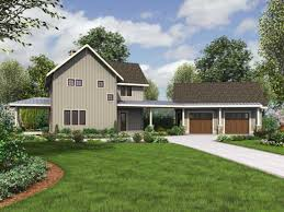 29414 canton modern farmhouse cabin house plan by advanced floor