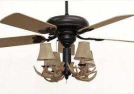 Deer Antler Ceiling Fan Light Kit Deer Antler Ceiling Fan Light Kit The Best Option Great Offer