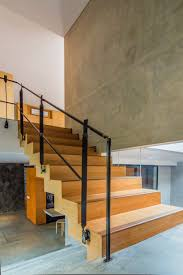 Box Stairs Design Gallery Of Lumber Shaped Box House Atelier Riri 17