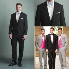 groomsmen attire for wedding modern black groom tuxedos for men formal suit wedding groomsman