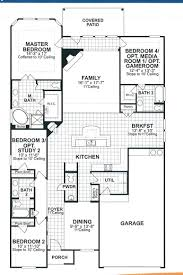 2200 square foot house cinco ranch by newland communities floor plans pinterest