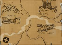 secret map could cactus valley be from the mvm arg from secret room in