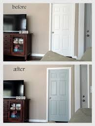Colored Interior Doors Ideas For Painting Interior Doors Interiorhd Bouvier