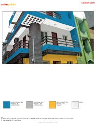 exterior house ideas by asian paints others beautiful home design