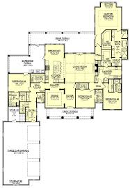 european style house plan 4 beds 4 50 baths 3360 sq ft plan 430 126