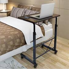 Folding Desk Bed A Simple Bedside Language Notebook Computer Desk Folding Lazy