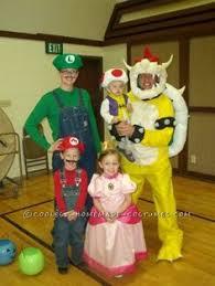 King Koopa Halloween Costume Cool Diy Bowser King Koopa Halloween Costume Boy King