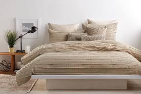 dkny loft stripe linen comforter set donnakaranhome com