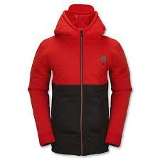 volcom falco insulated fleece hoodie kid u0027s altrec com