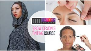makeup classes in columbus ohio brow design tinting course cara makeup academy cara cosmetics