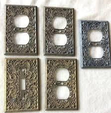 Decorative Wall Plate Covers Gold Switch Plates U2013 Senalka Com