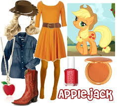 lovely undergrad my little pony 6 magical costumes ideas for