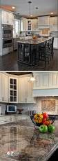 best 25 kitchen granite countertops ideas on pinterest gray and new classic raised panel 10 cabinets paired with a granite countertop in kashmir white