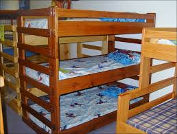 Bedroom  Bunk Beds For Kids With Stairs Log Bunk Beds Twin Bunk - Twin over full bunk bed with slide