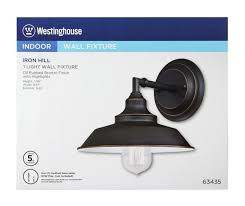 Westinghouse Lighting Fixtures Westinghouse Iron Hill One Light Wall Fixture