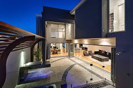 technology in homes modern home incorporating cutting edge technology port coogee