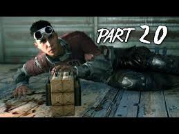 dying light ps4 walkthrough dying light walkthrough gameplay part 20 rescue caign mission