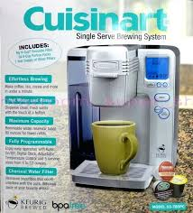 cuisinart coffee maker k cups – Circlecalgary