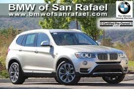 certified used bmw x3 for sale used 2015 bmw x3 suv pricing for sale edmunds