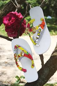 15 diy flip flop ideas how to decorate your summer sandals