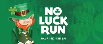 no luck irish run racemaker productions