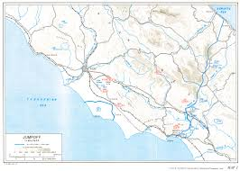 Rimini Italy Map by Hyperwar Us Army In Wwii Cassino To The Alps Chapter 1